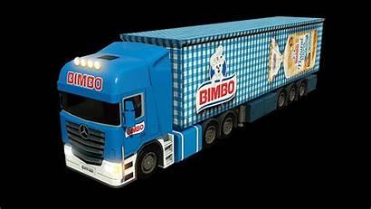 Truck 40 Ton Spanish Mod Brands Transport