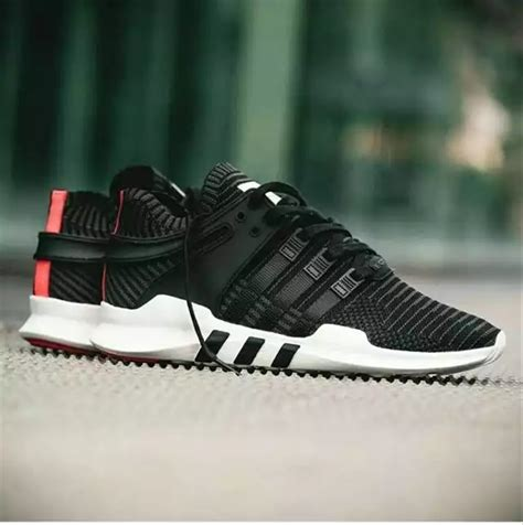 Sepatu Santai Diesel jual sepatu adidas eqt support adv turbo primeknit black