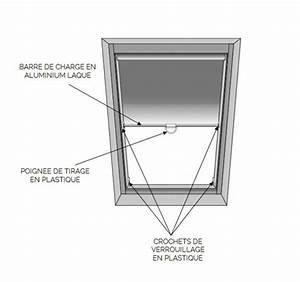 Rideau Fenetre Aluminium : store interieur rideau pour fenetre de toit type velux ~ Premium-room.com Idées de Décoration