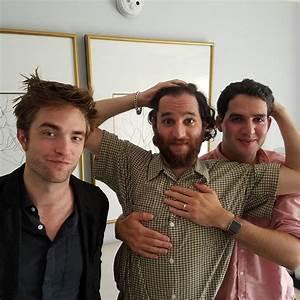 Robert Pattinson en Español: Foto de Rob y hermanos Safdie ...