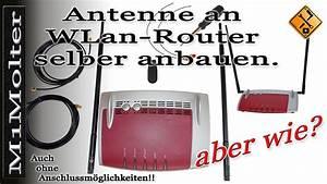 Wlan Verstärker Reichweite : wlan router reichweite verbessern durch neue antennen ~ Watch28wear.com Haus und Dekorationen