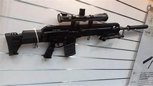 Taiwan Introduces New 7.62mm XT107 Designated Marksman ...