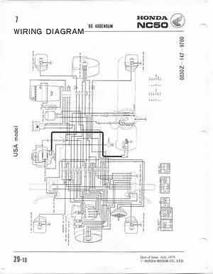 1982 Honda Nc50 Wiring Diagram 25979 Netsonda Es