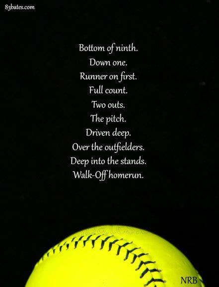 foto de Game Day Softball Quotes QuotesGram
