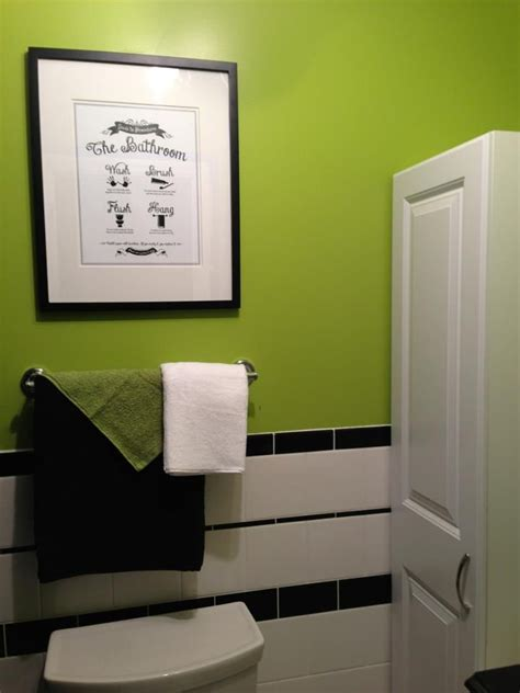 Lime Green Bathroom Ideas by 17 Best Ideas About Lime Green Bathrooms On