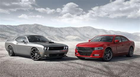 Dodge Charger And Challenger by Dodge Charger And Dodge Challenger Similarities And