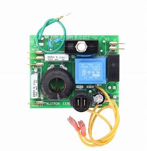 Control Module Circuit Board For 240 Volt  Dual Motor