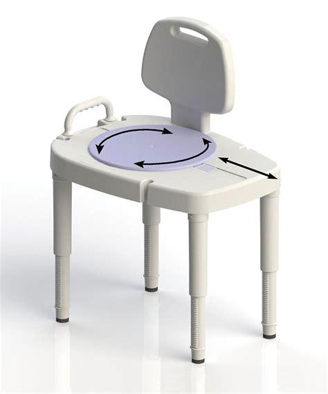 bathtub transfer bench swivel seat bathtub transfer bench with rotating swivel seat