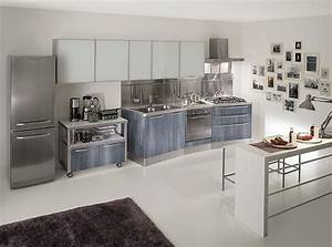 Metal Kitchen Cabinets Glossy — NHfirefighters