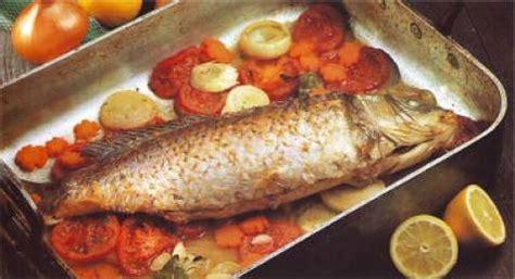 carpe cuisine recette carpe farcie aux petits légumes 750g