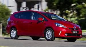 Toyota Prius V Review