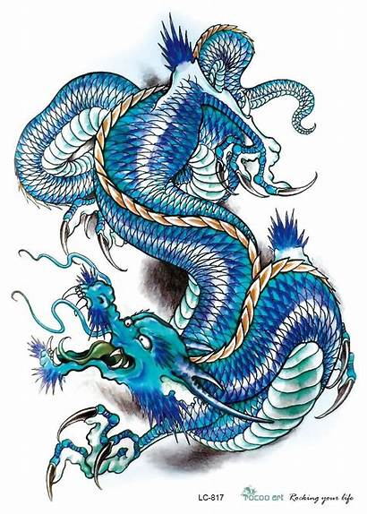 Dragon Chinese Tattoo Tattoos Designs Ink Painting