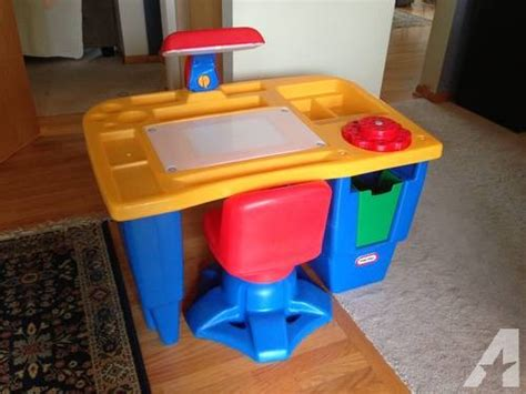little tikes desk with light little tikes lighted art desk with swivel chair for sale