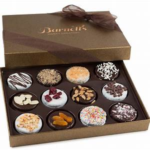 Barnetts Gourmet Biscotti Fathers Day Cookies Gift Basket ...