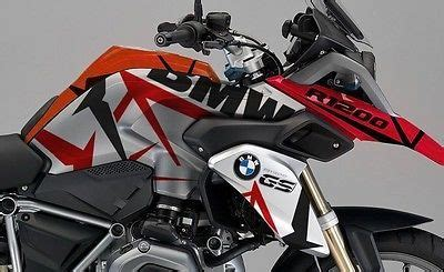 bmw r1200gs lc black camouflage fuel tank fender cover sticker decal motorcycle parts