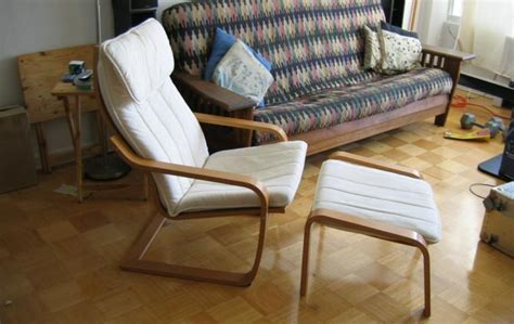 Ikea Chairs The Perfect Pair Of Coastal Chic Intended For