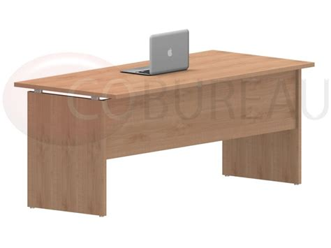 bureau kamos avec plateau droit 180 cm newform ufficio