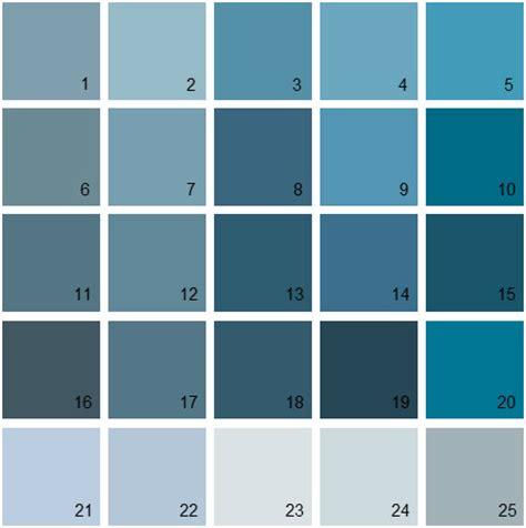 benjamin paint colors blue palette 13 house