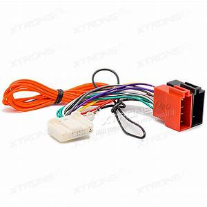 Car Radio Stereo Iso Wiring Harness Adapter For Nissan