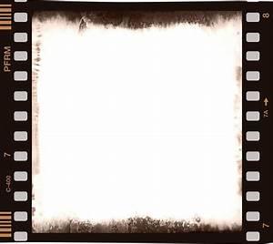 Blank Film Template Clipart Best