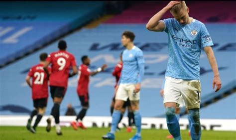Man Utd beat City thanks to goals of Fernandes and Shaw