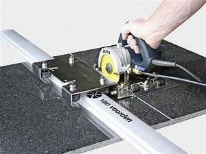 Plunge saw for tiles, ø 115mm - Tile saws / cutters