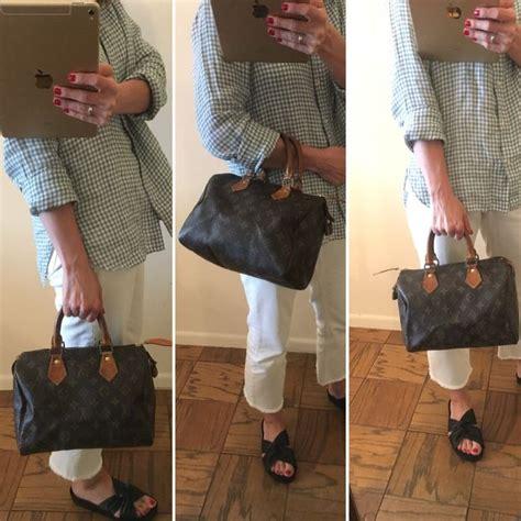 monogram speedy  handbag  louis vuitton styletributecom