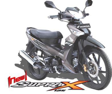 Modif Supra X 125 Th 2010 by Honda Supra X 125 2006