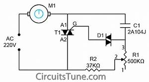 Simple Fanregulator Circuit