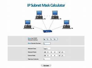 Ip Subnet Mask Calculator