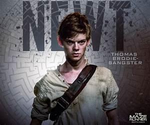 Newt - The Maze Runner images Newt