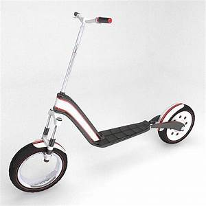 E Kick Scooter : electric scooter 3d model kickboard pinterest scooters ~ Jslefanu.com Haus und Dekorationen