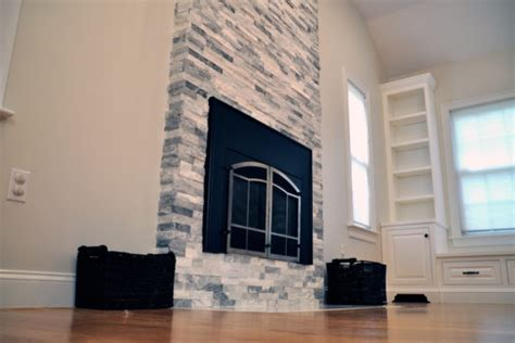 fireplace stone work framingham ma north home builders