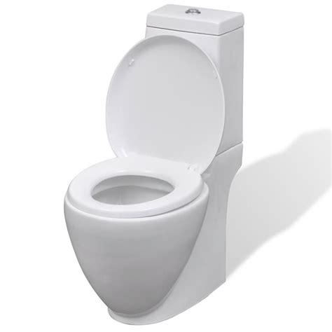 wc bürste keramik der keramik wc toilette rund wei 223 shop vidaxl de