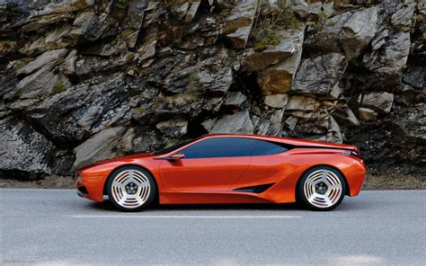 bmw supercar m1 bmw m1 homage concept car widescreen exotic car pictures