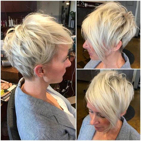 cheveux courts tendance  coiffure simple  facile