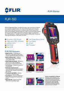 Flir I50 Thermal Imaging Infrared Camera