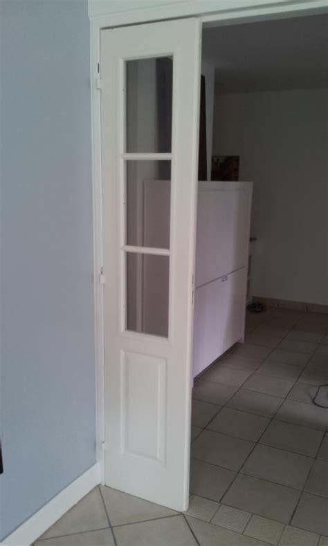 fixation de portes int 233 rieures doubles en bois sur communaut 233 leroy merlin