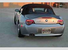 Find used BMW Z4 custom 30 CLEAN TITLE wheels convertible