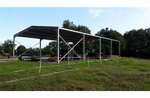 Hangar Metallique En Kit D Occasion : hangar m tallique en kit batimentsmoinschers import export ~ Nature-et-papiers.com Idées de Décoration