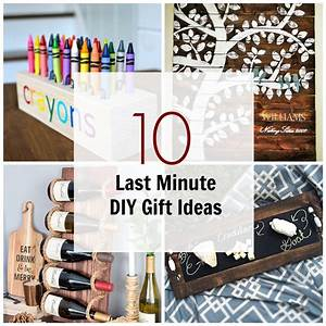 10, Last, Minute, Diy, Wood, Gifts, That, You, Can, Make