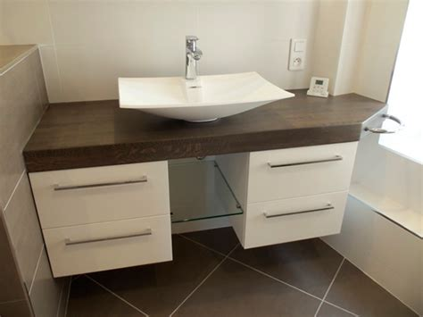 plan de travail teck salle de bain salle de bain plan de travail bois 233 pais sur mesure meuble salle de bainflip design bois
