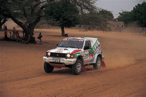 Kaos Rally Dakar Mitsubishi Pajero review mitsubishi pajero nj 1998 2 8 tdi at