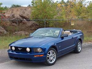 Automotive Trends  U00bb 2005 Ford Mustang Convertible