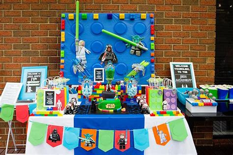 kara s ideas table from a lego wars