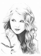 Coloring Pages Swift Taylor Celebrities Drawings Realistic Printable Rosalinda Markle Drawing Famous Face Coloring4free Easy Sketches Letscoloringpages Awesome Colouring Faces sketch template