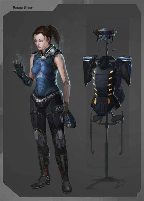 Pin by paul n on women warriors & enchanters   Tech girl ...