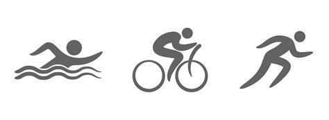 Triathlon Symbols - ClipArt Best