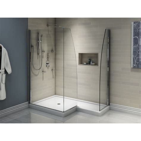 buy neptune space shower base  tiling flange