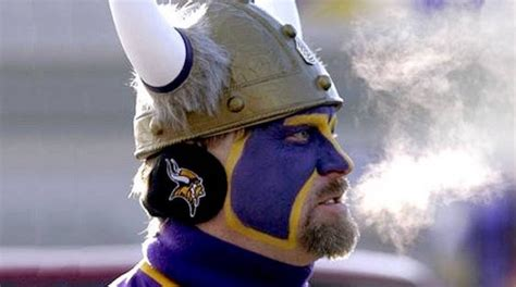 seahawks vikings wild card game      coldest